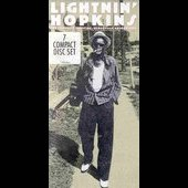 Lightnin' Hopkins: The Complete Prestige/Bluesville Recordings [Box]