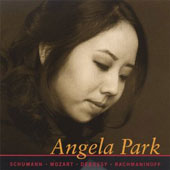 Angela Park Plays Schumann, Mozart, Debussy, Rachmaninoff
