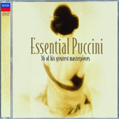 Essential Puccini