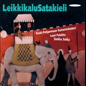 Leikkikalu Satakieli