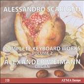 Scarlatti: Complete Keyboard Works, Vol. 2