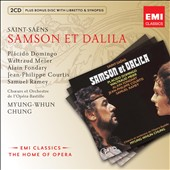 Saint-Saens: Samson et Dalila / Domingo, Meier, Fondary, Courtis, Ramey