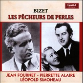Bizet: The Pearl Fishers / Simoneau, Bianco and Depraz, Dervaux