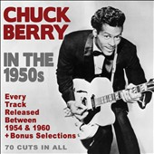 Chuck Berry: In the 1950s [Box]