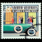 Savannah Serenaders: The  Flavour of the Roaring Twenties [Digipak]