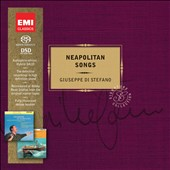Neapolitan Songs / Giuseppe Di Stefano, tenor [Limited Ed.]