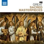 Favourite Sacred Masterpieces - works by Tallis, Allegri, Pergolesi, Mozart, Bach-Gounod & Franck / various artists