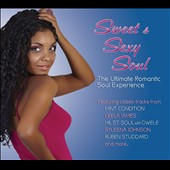 Various Artists: Sweet & Sexy Soul: The Ultimate Romantic Soul Experience [Digipak]