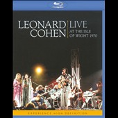 Leonard Cohen: Leonard Cohen Live at the Isle of Wight 1970 [Blu-Ray]