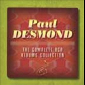 Paul Desmond: The Complete RCA Albums Collection [Box] *