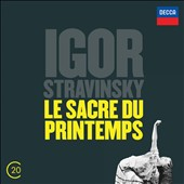Igor Stravinsky: Le Sacre du Printemps (The Rite of Spring) / Ashkenazy, Deutsches SO Berlin