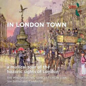 In London Town: A Musical Tour of the Historic Sights of London / Iain Sutherland