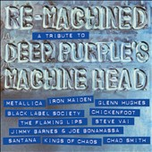 Various Artists: Re-Machined: A Tribute to Deep Purple's Machine Head