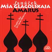 Janacek: Msa Glagolskaja, Amarus / J&#237;lek, Mackerras, et al