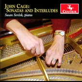 John Cage: Sonatas and Interludes / Svrcek, piano