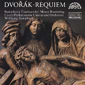 Dvor&#225;k: Requiem / Sawallish, Benackova, Fassbaender