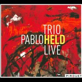 Pablo Held: Trio Live [Digipak]