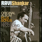 Ravi Shankar: Improvisations
