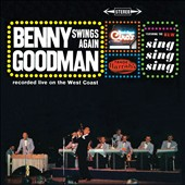 Benny Goodman: Swings Again