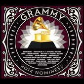 Various Artists: 2014 Grammy Nominees