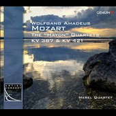 Mozart: The Haydn Quartets, K.387 & K.421 / Merel Quartet