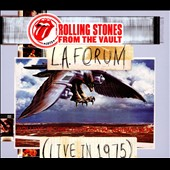 The Rolling Stones: From the Vault: L.A. Forum (Live in 1975) [CD/DVD] [Box]