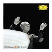 Pierre Boulez: 20th Century Recordings on DG - works by Bartok, Berg, Birtwistle, Debussy, Ligeti, Messiaen et al. / Krystian Zimerman, Leif Ove Andsnes, Hélène Grimaud [Limited Edition, 44 CDs]