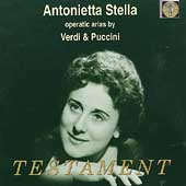 Antonietta Stella - Verdi & Puccini Arias