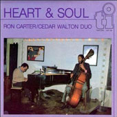 Ron Carter (Bass)/Cedar Walton: Heart & Soul