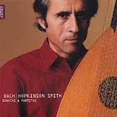 Bach: Sonatas and Partitas BWV 1001-1006 / Hopkinson Smith