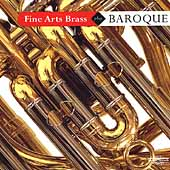 Fine Arts Brass play Baroque - Bach, Handel, Vivaldi