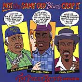 Various Artists: Not the Same Old Blues Crap, Vol. 2
