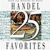 25 Handel Favorites