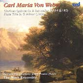Weber: Clarinet Quintet, Flute Trio / The Nash Ensemble