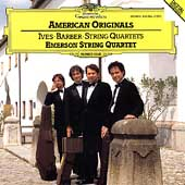 American Originals - Barber & Ives / Emerson String Quartet