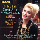 Handel, Gounod, Donizetti, Meyerbeer, et al: Arias / Kitic
