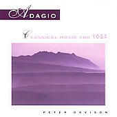 Peter Davison: Adagio: Classical Music for Yoga