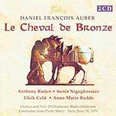 Auber: Le Cheval de Bronze / Marty, Nigoghossian, et al