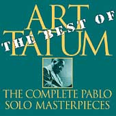 Art Tatum: The Best of the Pablo Solo Masterpieces