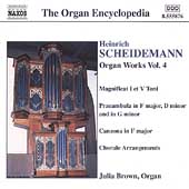 Organ Encyclopedia - Schneidemann: Organ Works Vol 4 / Brown