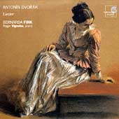 Dvor&aacute;k: Lieder / Fink, Vignoles