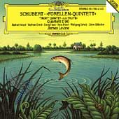 Schubert: Forellen-Quintett, Quartett D96 / James Levine