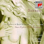 Debussy: Nocturnes, La Damoiselle &#233;lue, etc / Salonen