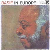 Count Basie: Basie in Europe