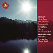 Classic Library - Nielsen: Symphonies 2 & 4, etc