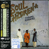 The Soul Children: Finders Keepers