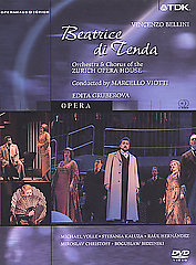 Bellini: Beatrice Di Tenda [DVD]