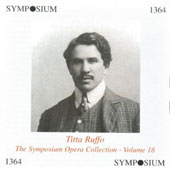 Symposium Opera Collection Vol 18 - Titta Ruffo