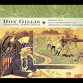 Don Gillis: Symphony no. 3, etc / Hobson, Sifonia Varsovia