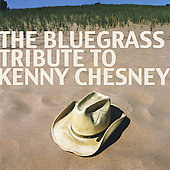 Various Artists: Bluegrass Tribute to Kenny Chesney